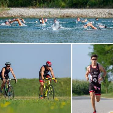9. Triatlon liga Aquacity
