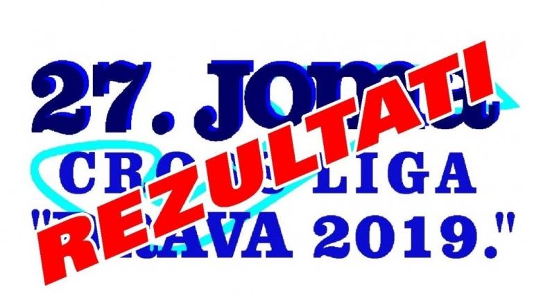 11. kolo 27. JOMA cross-lige Drava