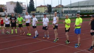 Utrka na 5.000 m (stadion Sloboda)