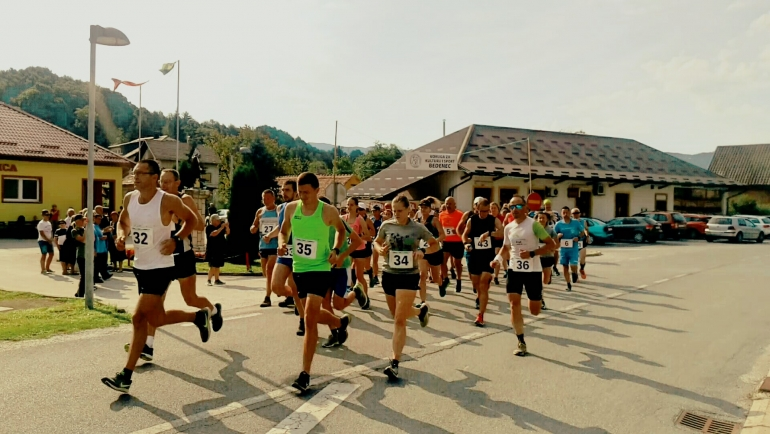 3. Brdska utrka Kamenica – rezultati