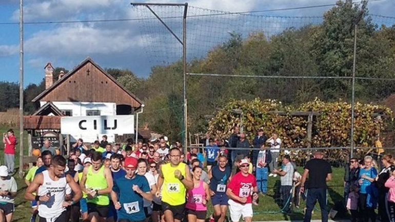 9. Cross utrka Bedenec