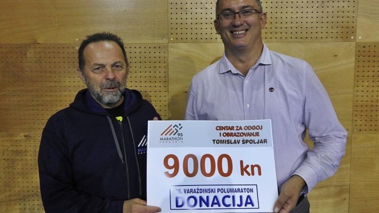 Donacija Centru Tomislav Špoljar