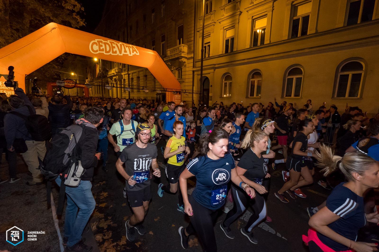 8 Zagrebacki Nocni Cener Tk Marathon 95
