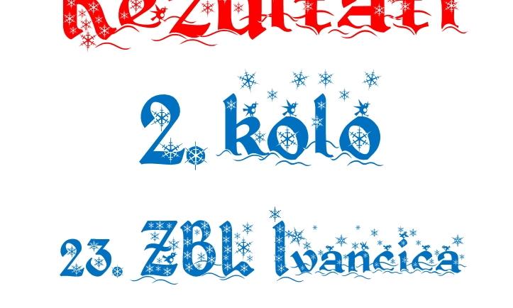 2. kolo Zimske brdske lige Ivančica
