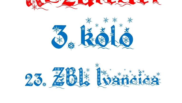 3. kolo Zimske brdske lige Ivančica