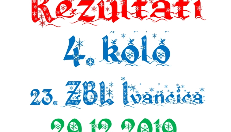 4. kolo Zimske brdske lige Ivančica