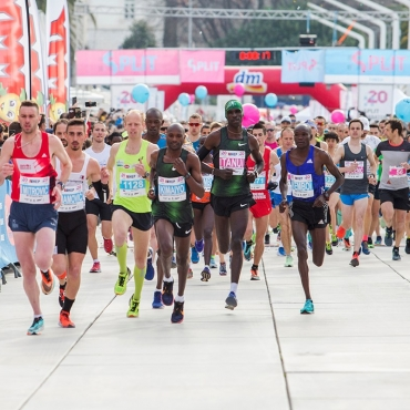 Splitski (polu)maraton, 23.02.2020.