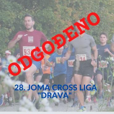 Odgoda 28. sezone JOMA Cross liga Drava 2020