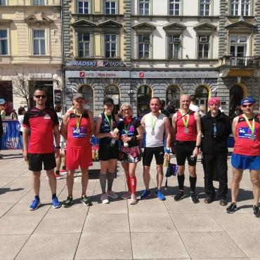 TK Marathon na 17. Osječkom polumaratonu