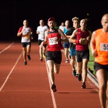 Utrka na 10.000 m (stadion Sloboda)