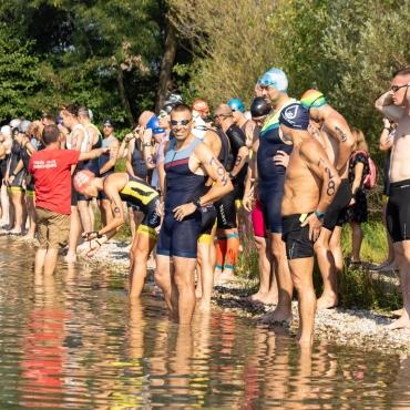 Održano posljednje kolo Triatlon lige Beciklin