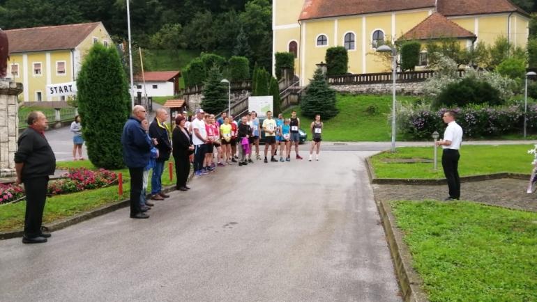 Rezultati utrke u Kamenici